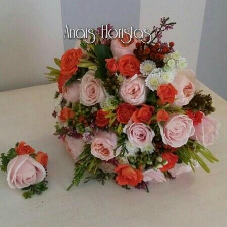 El ramo de novia de  Irene