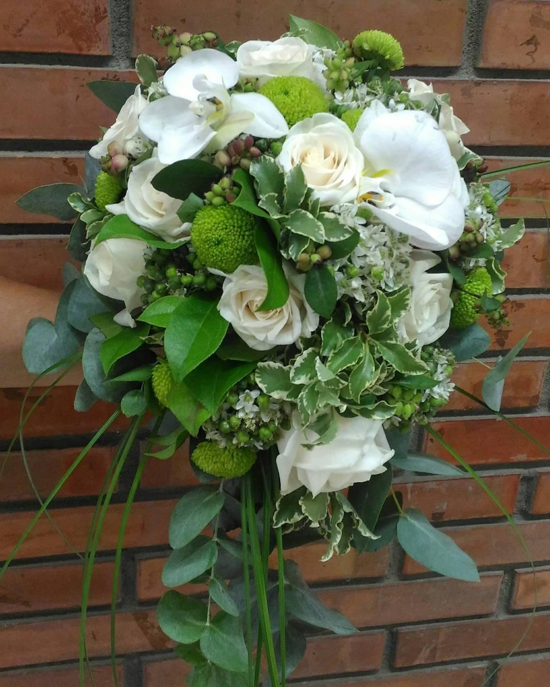 El ramo de una novia muy especial