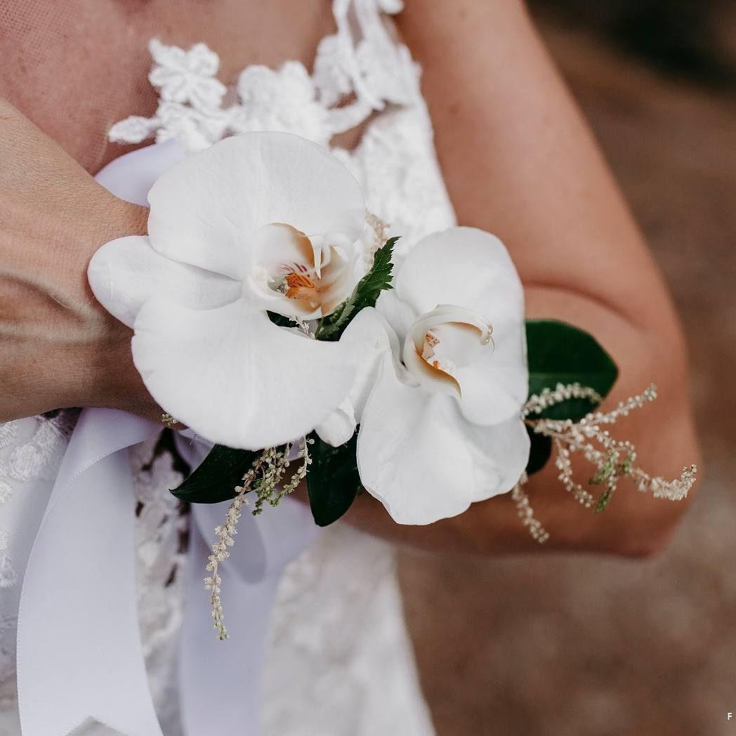Pulsera floral de Yole