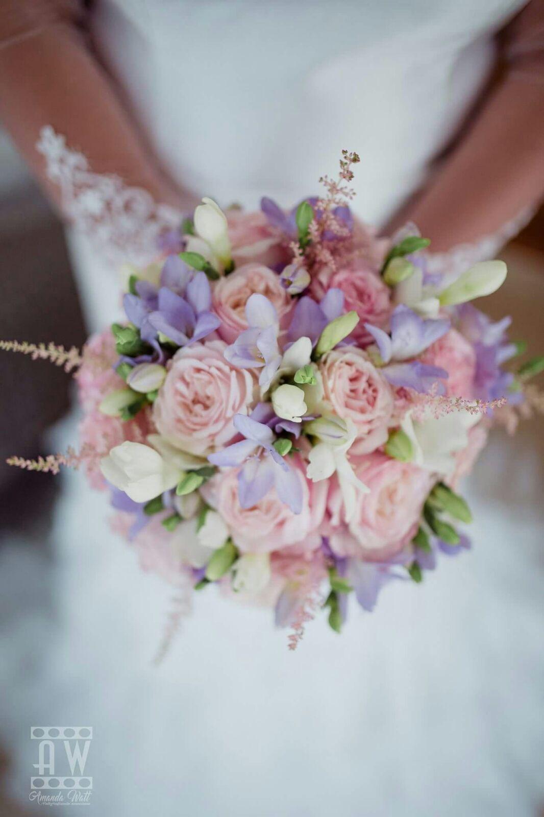 ramo de novia de marta